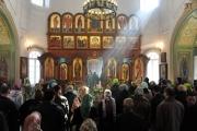 За посещаването на църковните служби
