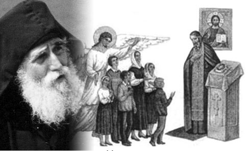 elder Paisios confession